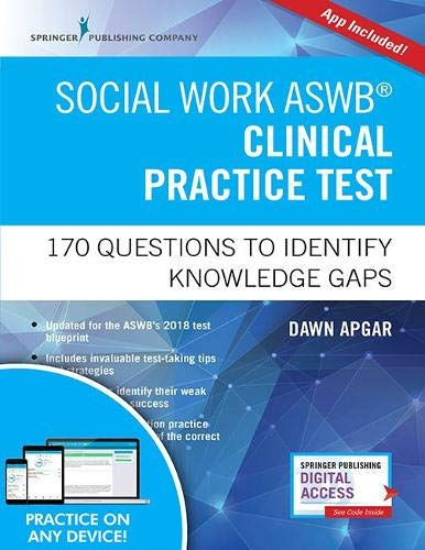 Social Work ASWB Clinical Practice product image