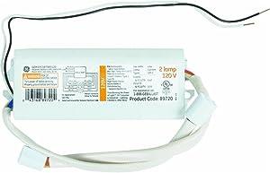 GE Lighting 89720 GEM1FC16T9RS120 LFL Magnetic Rapid Start Ballast for 2 - FC12T9, FC16T9, FC8T9, FC12T9