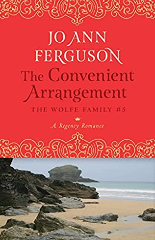 book cover of The Convenient Arrangement