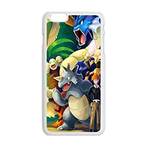 LJF phone case Disney anime cartoon fashion Cell Phone Case for Iphone 6 Plus