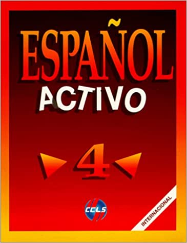 Amazon com: Espanol Activo 4 (Spanish Edition) (9781928882152): CCLS
