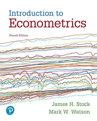 Introduction to Econometrics Stock Watson