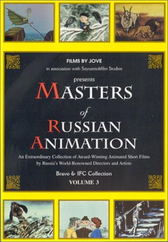 Masters of Russian Animation - Volume 3 by Image Entertainment