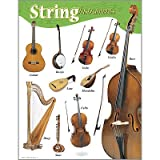"TREND enterprises, Inc. String Instruments Learning Chart, 17"" x 22"""