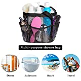 Attmu Mesh Caddy, Quick Dry Shower Tote Bag