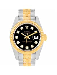 Rolex Datejust automatic-self-wind mens Watch 179173 (Certified Pre-owned)