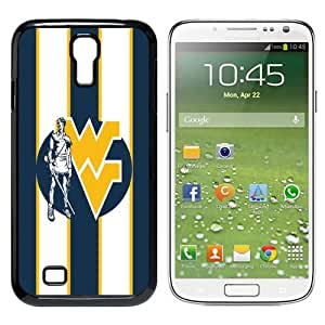 NCAA West Virginia Mountaineers Samsung Galaxy S4 Case Cover
