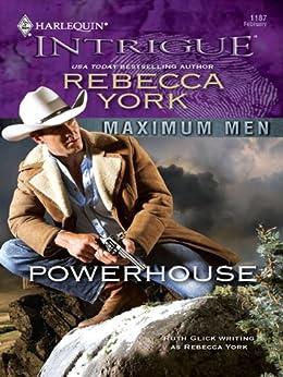 Powerhouse (Maximum Men) by [York, Rebecca]