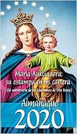 Almanaque 2020 Maria Auxiliadora (Varios de Religión)