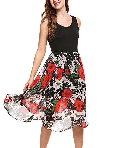 Co Empire Waist Dress - 8
