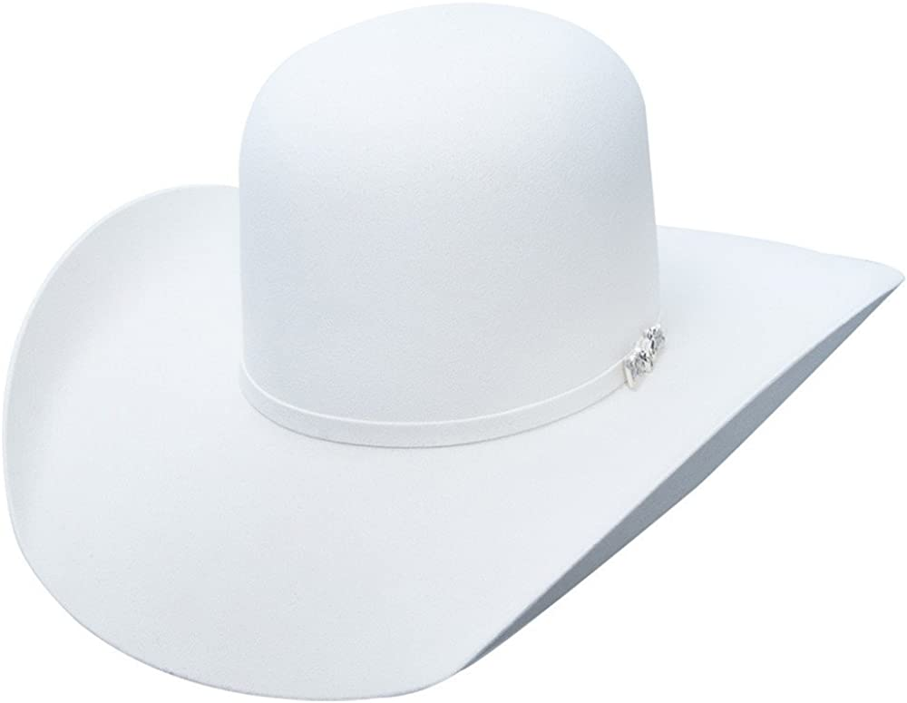 Cuernos Chuecos 6X Open Crown Felt Hat