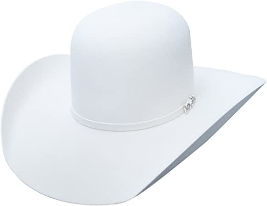 Cuernos Chuecos 3X Open Crown Felt Hat