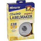 MEMOREX CD/DVD LabelMaker Expert (Discontinued by Manufacturer)
