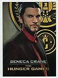 Seneca Crane (Trading Card) The Hunger Games - 2012 NECA # 15 - Mint
