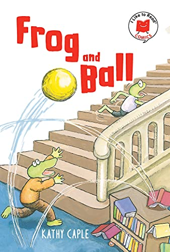 Book Cover: Frog and Ball