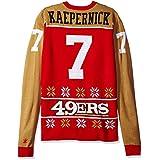 FOCO San Francisco 49ers Kaepernick C. #7 2015 Player Ugly Sweater Double Extra Large