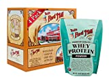 Bob's Red Mill Whey Protein Concentrate, 12-Ounce Packages (Pack of 4) (Package May Vary)