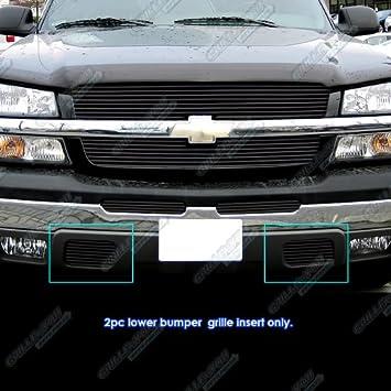 APS 2003-2006 Chevy Silverado 1500//2500//3500 Billet Grille 2004 2005