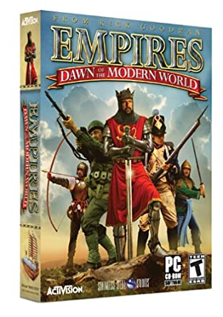 Empires: Dawn of the Modern World: Windows 98: Computer and
