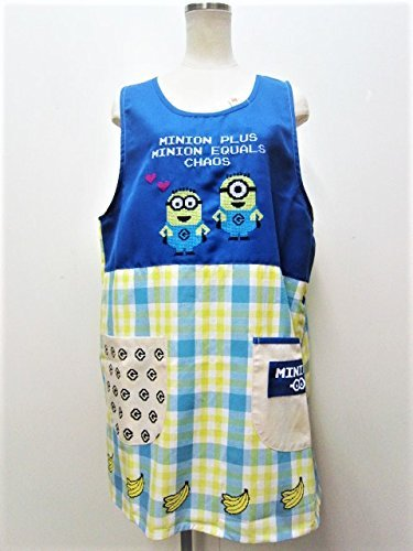 Minion's * character apron * nursery apron (embroidery) 28993027 by Minions