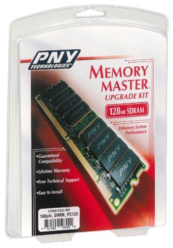 (PNY 128 MB DIMM PC133 SDRAM Memory)