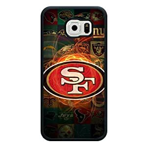 Diy For Iphone 6 Case Cover NFL SanFrancisco 49ers Logo Black Soft Hard PC Diy For Iphone 6 Case Cover SanFrancisco 49ers Logo Diy For Iphone 6 Case Cover