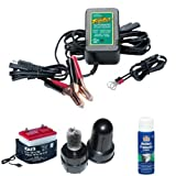 Cold Weather Car Battery Protectant Bundle
