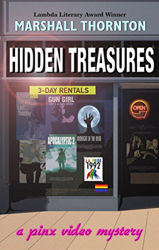 Hidden Treasures (Pinx Video Mysteries Book 2) by [Thornton, Marshall]