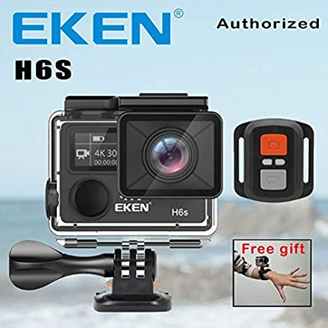 Amazon.com : Best Go Pro Action Camera Deportiva Eken H6s ...