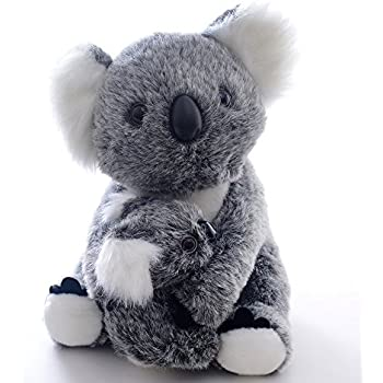 Lazada Mum Koala Hold Baby Koala Stuffed Animal Plush Toy Dolls 11