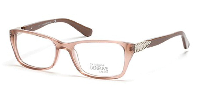 Eyeglasses Catherine Deneuve CD 410 CD 0410 047 light brown//other
