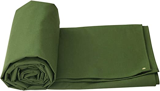 Toldo de jardin Engrosada tela impermeable impermeable protector solar pura de la lona de toldos de