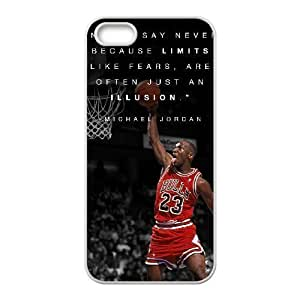Cool Painting Michael Jordan Original New Print DIY Phone Case For Ipod Touch 5 Cover Casepersonalized case-353193