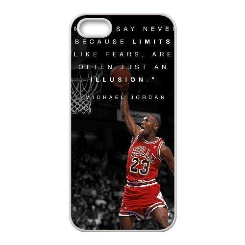 Michael Jordan Original New Print DIY Phone Case for Iphone 5,5S,personalized case cover ygtg-353193