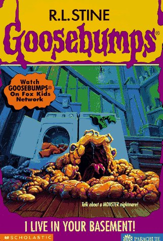 I Live in Your Basement! (Goosebumps, No
