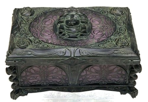 - Disney Park Haunted Mansion Musical Jewelry Box NEW Grim Grinning Ghosts