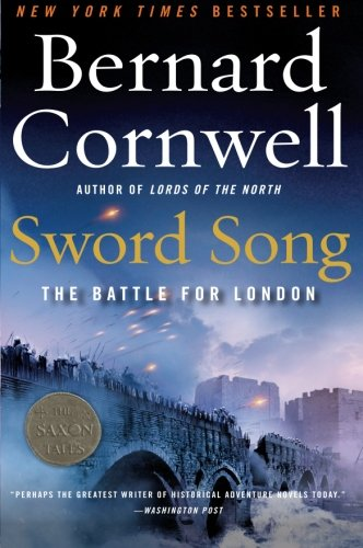 Book cover from Sword Song: The Battle for London (Saxon Tales) by Bernard Cornwell