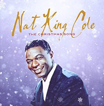 Image result for nat king cole christmas song album cover