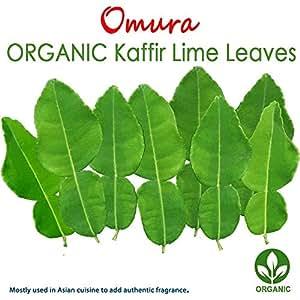 OMURA Kaffir Lime Leaves 1.06 Oz