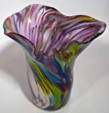 Amazing & Unique End Of Day Rainbow Vase