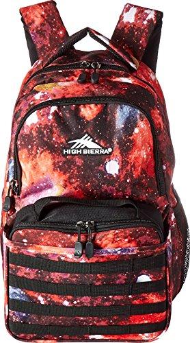 High Sierra Joel Lunch Kit Backpack, Space Age/Black -