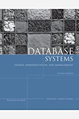 Database Systems: Design, Implementation, and Management Hardcover