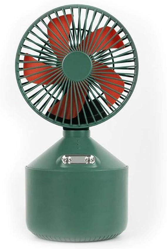 Ventilador de humidificación, Aire Acondicionado Creativo pequeño ...