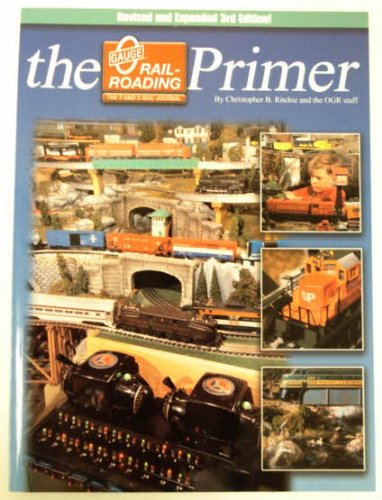 O Gauge Railroading Primer for sale  Delivered anywhere in Canada
