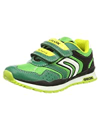 Geox J Pavel A Boys Velcro Sneakers / Shoes