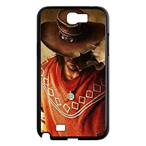 Samsung Galaxy N2 7100 Cell Phone Case Black_Call Of Juarez Ggexc
