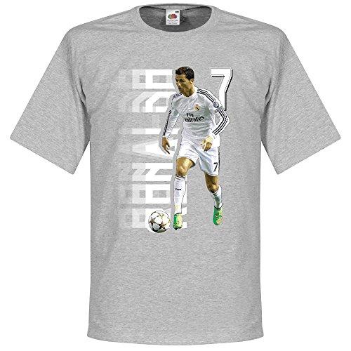 Ronaldo Gallery maglietta, colore: grigio