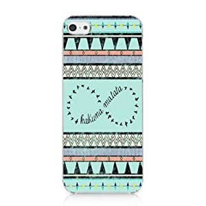 meilinF000Hakuna Matata with Aztec Infinity Forever Love Case Hard Cover for Iphone 5c New 2013meilinF000
