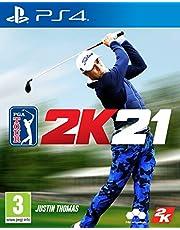 PGA Tour 2K21/PS4