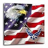 USAF – USAF Airforce – 15×15 Wall Clock (dpp_965_3)